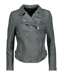 Muubaa | Monteria Leather Biker Jacket