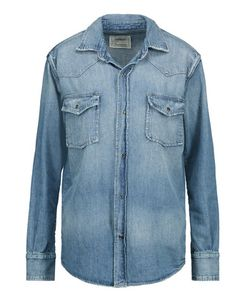 Current/Elliott | Western Denim Shirt