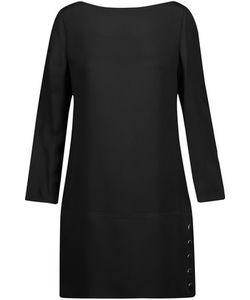 Vanessa Seward | Berry Silk Mini Dress