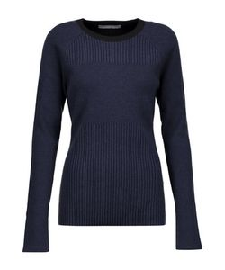 Jason Wu | Ribbed Silk-Blend Sweater