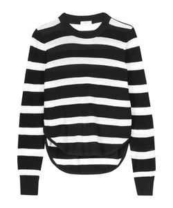 A.L.C. | Riley Striped Cotton Sweater