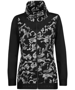 Koral | Emblem Printed Jacket