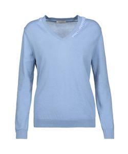 Nina Ricci | Stitch-Detailed Cotton Sweater