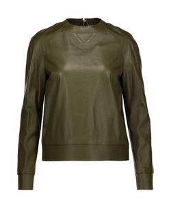 Valentino   Leather Top