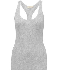 Michael Kors Collection   Ribbed-Knit Tank
