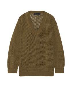 Vanessa Seward | Open-Knit Cotton Sweater