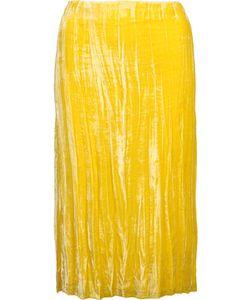 Nina Ricci | Velvet Skirt