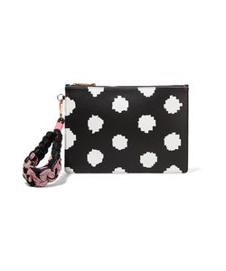 Sophia Webster | Flossy Printed Leather Pouch