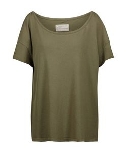 Current/Elliott | The Oversize Cotton-Jersey T-Shirt