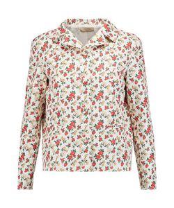 Nina Ricci | Print Silk Jacket
