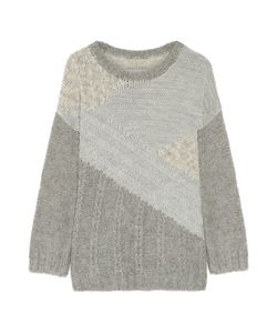 Current/Elliott | The Mixed Cable-Knit Sweater