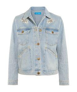 M.i.h Jeans | Embroidered Denim Jacket