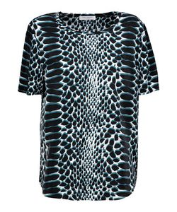 Equipment | Riley Printed Washed-Silk Top