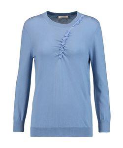 Nina Ricci | Embroidered Cotton Sweater
