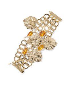 Rosantica   Panicotone Acrylic Charm Bracelet One Size