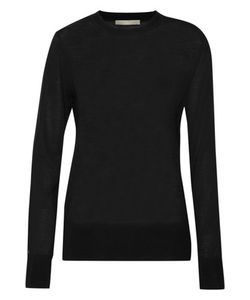 Jason Wu | Lace-Trimmed Wool And Silk-Blend Sweater