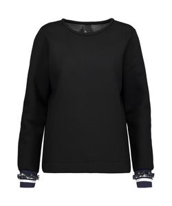 Mother Of Pearl | Embellished Cotton And Modal-Blend Sweatshirt