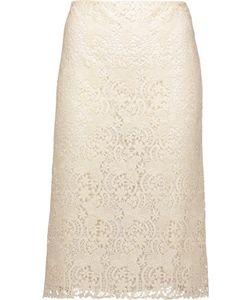 Nina Ricci | Guipure Lace Skirt