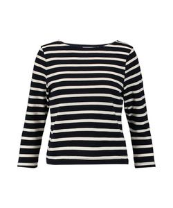 J Brand | Marina Striped Jersey Top