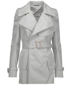 Maison Margiela | Cotton-Blend Gabardine Trench Coat