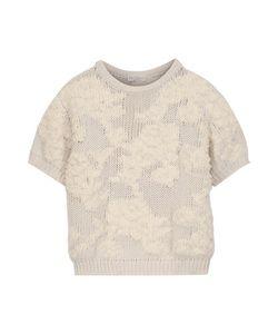 Brunello Cucinelli   Textured-Knit Cotton-Blend Sweater