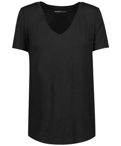 Majestic | Washed Stretch-Jersey T-Shirt