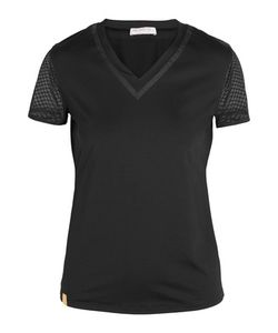 Monreal London | Net Gains Stretch-Jersey And Mesh T-Shirt