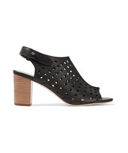 Loeffler Randall | Alix Perforated Leather Sandals