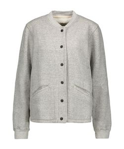 Current/Elliott | The Classic Marled Cotton-Blend Jacket