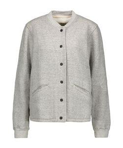 Current/Elliott | The Classic Marled Cotton-Blend Jacket