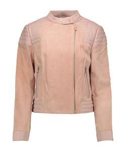 J Brand | Cardiff Leather And Suede Jacket
