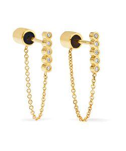 Ileana Makri | 18-Karat Diamond Earrings