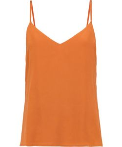 L'agence | Jane Washed-Silk Camisole