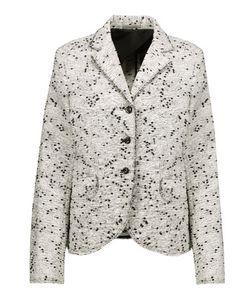 Nina Ricci | Frayed Cotton-Blend Bouclé-Tweed Blazer