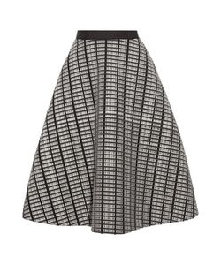 Lela Rose | Jacquard Skirt