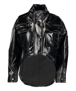 Opening Ceremony | Glossed Faux Leather Jacket