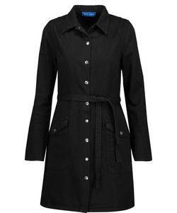 M.i.h Jeans | Ohio Belted Denim Mini Dress