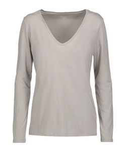 Majestic | Cotton-Jersey Top