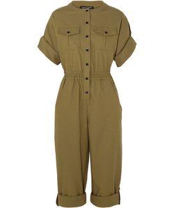 Vanessa Seward | Bacan Woven Cotton Jumpsuit