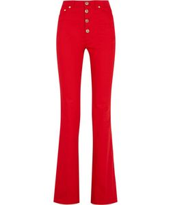 Sonia Rykiel | High-Rise Flared Jeans