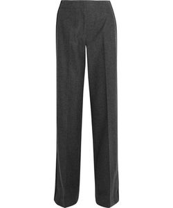 Jason Wu | Wool And Cashmere-Blend Wide-Leg Pants