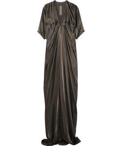 Rick Owens | Kite Satin Gown