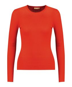 Michael Kors Collection | Ribbed Cashmere Sweater