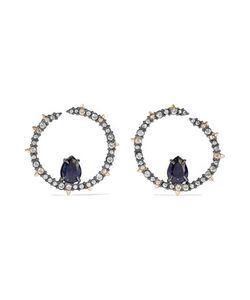 Alexis Bittar | Andplated Crystal Earrings One