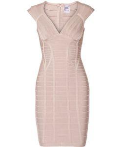Hervé Léger | Janne Bandage Mini Dress