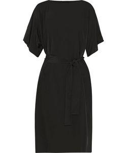 Raoul   Bonnie Cutout Crepe De Chine Midi Dress