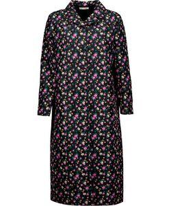 Nina Ricci | Print Silk-Twill Coat