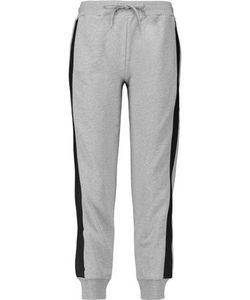 McQ Alexander McQueen | Paneled Cotton-Jersey Track Pants
