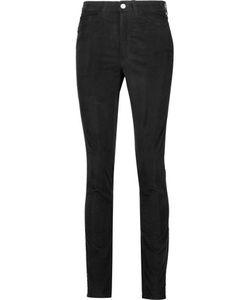 M.i.h Jeans | Cotton-Blend Velvet Skinny Pants