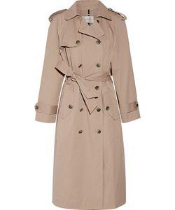 Zimmermann | Mischief Cotton-Blend Gabardine Trench Coat